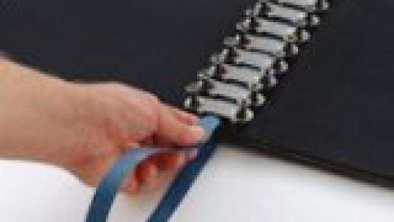 Montáž těsnící pásky