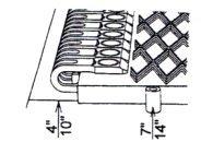 3.-Vložíme-pás-do-spoje-až-k-dorazům-spoje.-Pás-na-okrajích-musí-přesahovat-přes-kovový-spoj-min.-6-mm