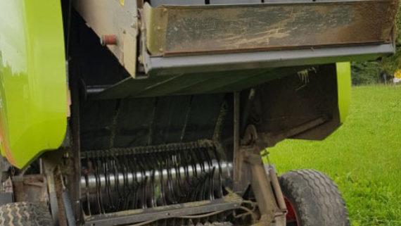 Gumový pás TYP1 š.270 mm na lisu CLASS Variant 360RC