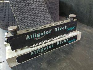 Gumový pás TYP4 š.178 mm se spojem Flexco RIVET ARJ7-175