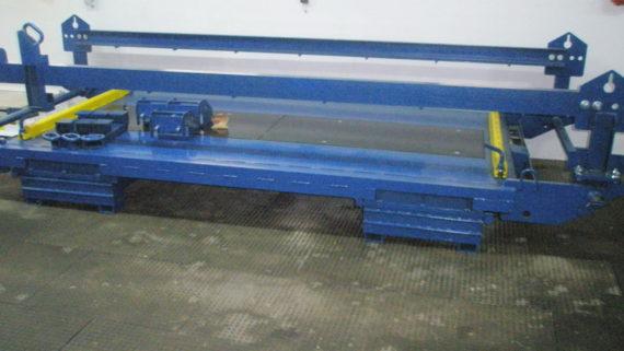 Lepící stůl pásů  DvB-AF