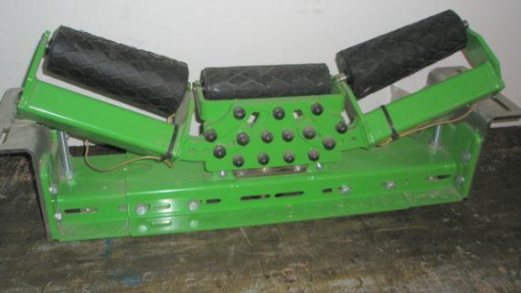 Naváděcí stolice pásu